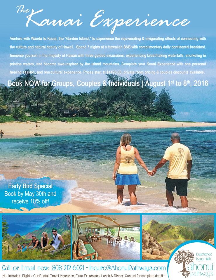 Kauai Experience 2016
